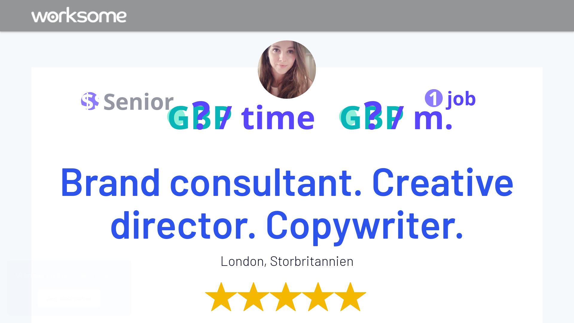 Mary Ann Horgan | Brand consultant  Creative director  Cop